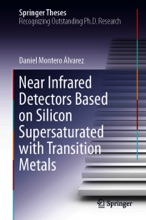 Near Infrared Detectors Based On Silicon Supersaturated With Transition Metals
