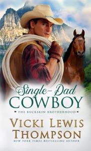 Single-Dad Cowboy Book Cover