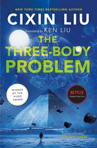 The Three-Body Problem Book Cover