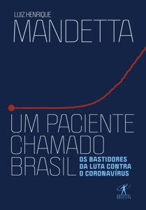 Um paciente chamado Brasil Capa de livro