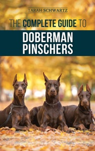 The Complete Guide to Doberman Pinschers Book Cover