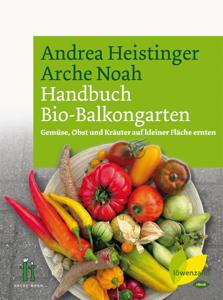 Handbuch Bio-Balkongarten Copertina del libro