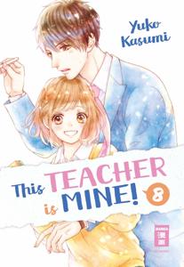 This Teacher is Mine! 08 Buch-Cover