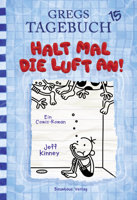 Jeff Kinney - Gregs Tagebuch 15 - Halt mal die Luft an! artwork