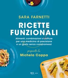 Ricette funzionali di Sara Farnetti & Michela Coppa Copertina del libro