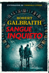 Sangue inquieto Libro Cover