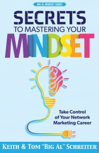 Secrets to Mastering Your Mindset Book Cover