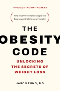 The Obesity Code Book Cover