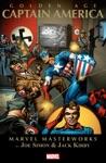 Captain America Golden Age Masterworks Vol 1