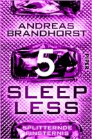 Andreas Brandhorst - Sleepless - Splitternde Finsternis artwork