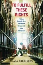 To Fulfill These Rights