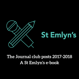 The St Emlyn's Journal Club 2018 book