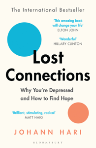 Lost Connections Cover Book