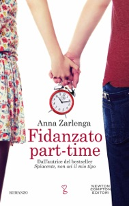 Fidanzato part-time di Anna Zarlenga Copertina del libro