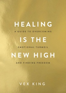 Healing Is the New High Book Cover
