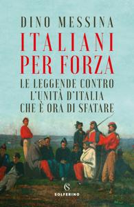 Italiani per forza Copertina del libro