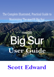 macOS Big Sur User Guide Book Cover