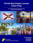 Florida Real Estate License Exam Prep: All-in-One Review and Testing to Pass Florida's Real Estate Exam