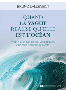 Quand la vague réalise qu'elle est l'océan La couverture du livre martien
