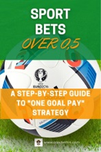 Sport Bets Over 05: a Step-by-Step Guide to