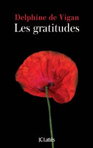 Les gratitudes La couverture du livre martien
