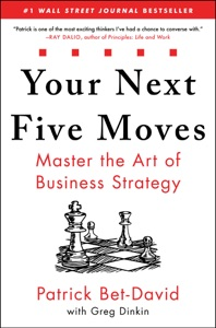 Your Next Five Moves Book Cover