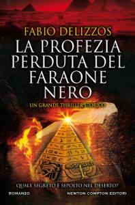 La profezia perduta del faraone nero Copertina del libro