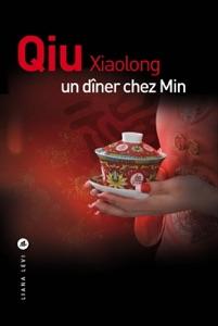 Un dîner chez Min par Xiaolong Qiu Couverture de livre