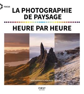 La photographie de paysage heure par heure La couverture du livre martien