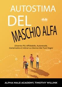 Autostima Del Maschio Alfa Book Cover