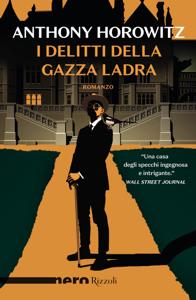 I delitti della gazza ladra Book Cover