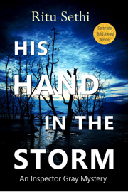 His Hand In the Storm book
