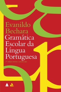 Gramática Escolar da Língua Portuguesa Book Cover