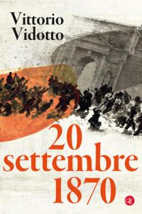 20 settembre 1870 Copertina del libro
