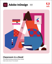 Adobe InDesign Classroom in a Book
