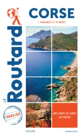 Guide du Routard Corse 2021