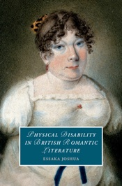 Download and Read Online Physical Disability in British Romantic Literature