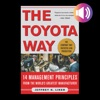 The Toyota Way  14 Management Principles From The Worlds Greatest Manufacturer