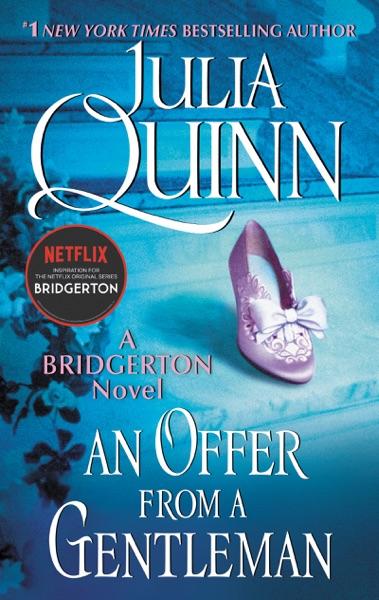 An Offer From a Gentleman - Julia Quinn book cover