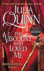 The Viscount Who Loved Me Boekomslag