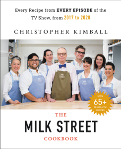 The Complete Milk Street TV Show Cookbook (2017-2019) Book Cover