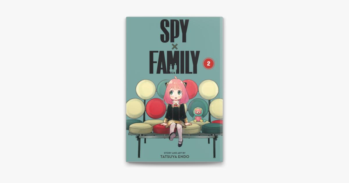 Spy X Family Vol 2 In Apple Books