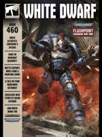 Games Workshop - White Dwarf 460 artwork