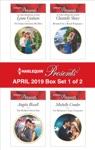 Harlequin Presents - April 2019 - Box Set 1 Of 2