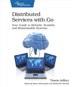 Distributed Services with Go Book Cover