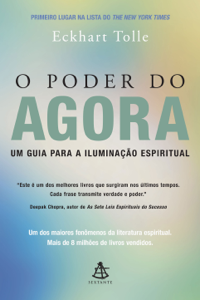 O Poder do Agora Book Cover
