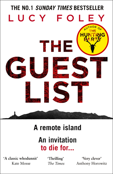 The Guest List por Lucy Foley