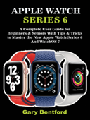 Apple Watch Series 6 Book Cover
