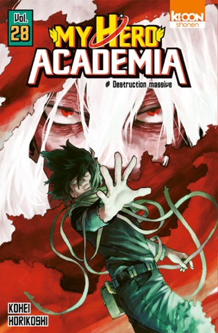 My Hero Academia T28 PDF Download