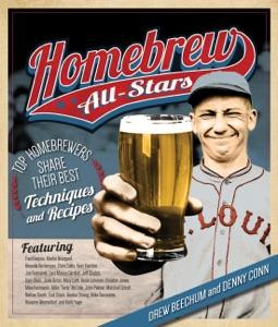 Homebrew All-Stars Book Cover
